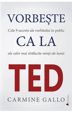 Vorbeste ca la TED