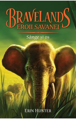 Bravelands - Eroii Savanei - vol. 3 - Sange s...