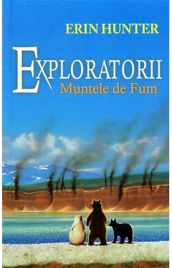 Exploratorii - vol. III - Muntele de fum