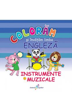Coloram si invatam limba engleza - Instrument...