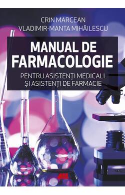 Manual de farmacologie pentru asistenti medic...