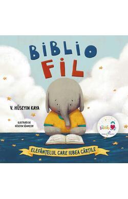 Bibliofil: Elefantelul care iubea cartile