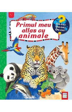 Primul meu atlas cu animale
