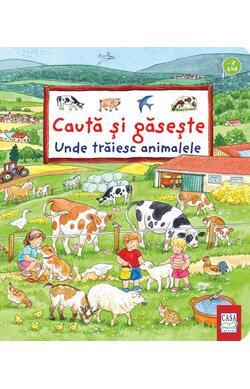 Unde traiesc animalele - Seria Cauta si gases...