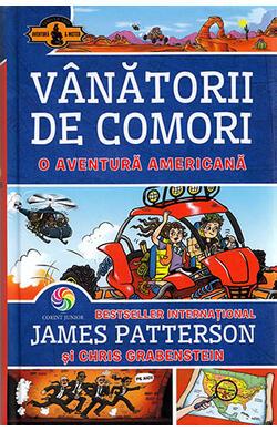 O aventura americana - Seria Vanatorii de com...