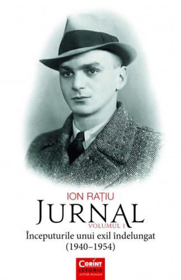 Ion Ratiu. Jurnal - vol. 1