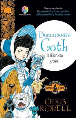 Domnisoara Goth la rascrucea groazei