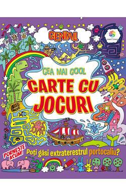 Cea mai cool carte cu jocuri