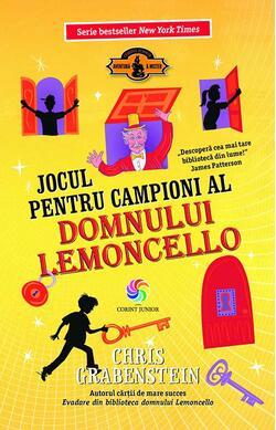 Jocul pentru campioni al domnului Lemoncello ...
