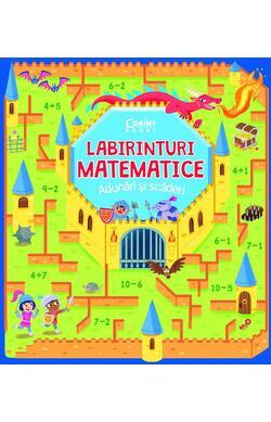 Labirinturi matematice – Adunari si scaderi