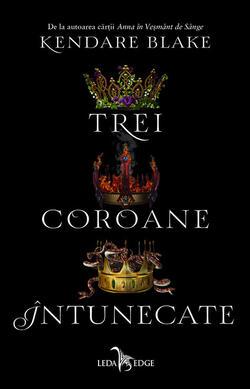 Trei coroane intunecate - Seria Trei coroane ...