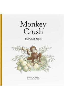 Monkey Crush (large size) - limba engleza