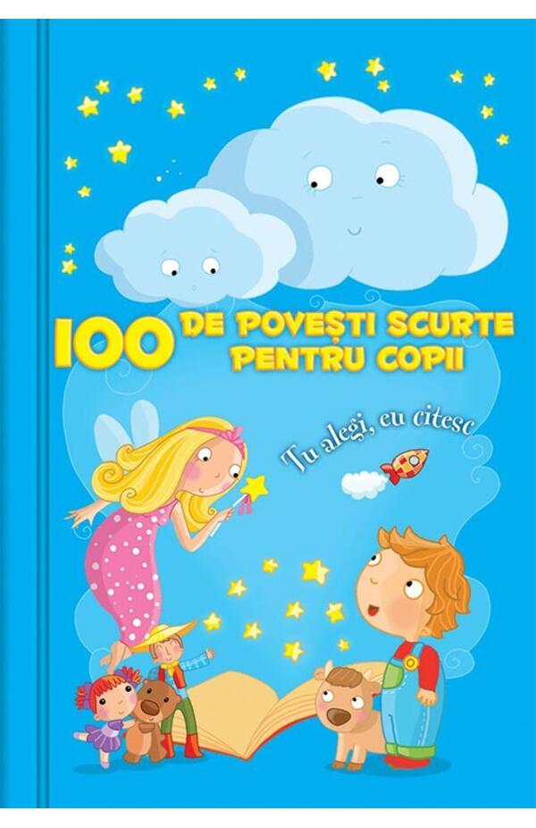 100 de povesti scurte pentru copii