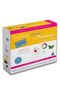 Explorez culorile cu Montessori - in Romana s...