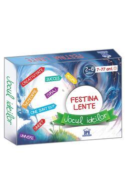 Festina Lente - Jocul ideilor