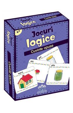 Jocuri logice - Cuvinte opuse