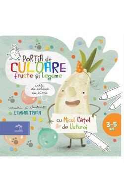 Portia de culoare: Fructe si legume
