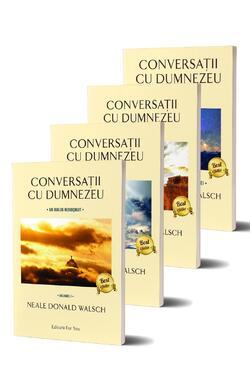 Conversatii cu Dumnezeu vol. 1-2-3-4