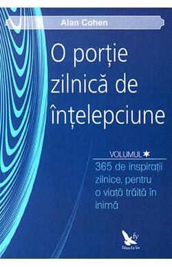 O portie zilnica de intelepciune vol. 1-2