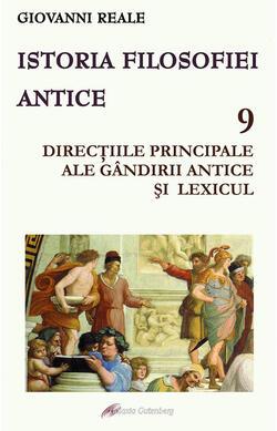 Istoria filosofiei antice - vol. 9 - Directii...