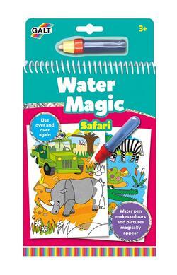 Water Magic - Safari (Coloram cu apa - planse...