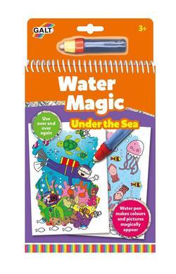 Water Magic - Under the Sea (Coloram cu apa -...