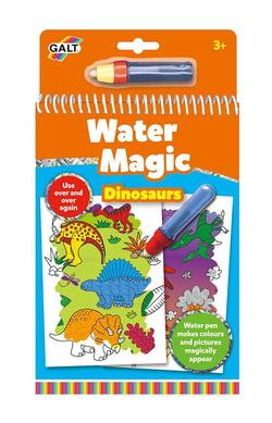 Water Magic - Dinosaurs (Coloram cu apa - pla...